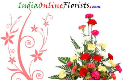 Brighten up the lives of your loved ones in India with the mood of festivity