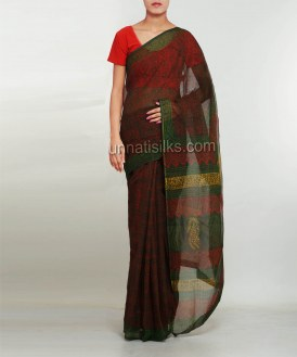 Online shopping for rajasthani kota cotton sarees by unnatisilks
