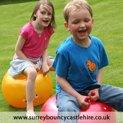 Surrey Bouncy Castle Hire in Woking, Surrey