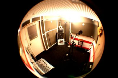 Music studio designed for talented artists