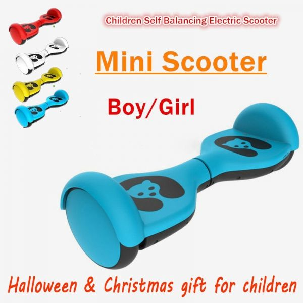 Mini Smart Scooter for Kids with Kneepads S3606