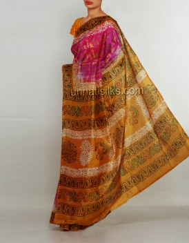 Online shopping for traditional saris by unnatisilks