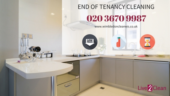 Tenancy cleaners Wimbledon