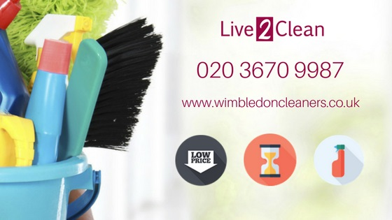 House cleaning in Wimbledon at affordable rates