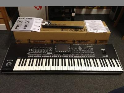 Korg Pa3x Pro Arranger for sale €700