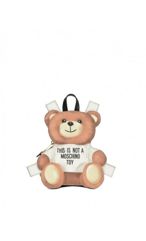 Moschino Backpack Toy Bear