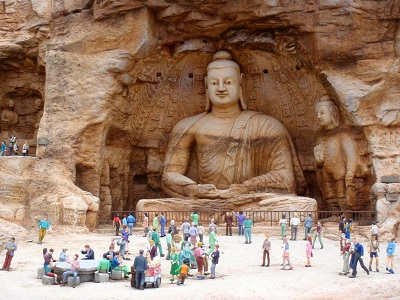 Dunhuang –the Oasis in Silk Road