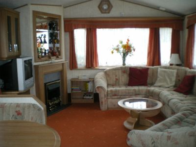 Haven Holidays 3 bedroom, 8 berth caravan