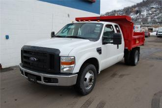 Used 2009 Ford F350 Light Duty Truck For Sale in Pennsylvania Pittsburgh