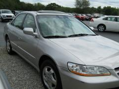 2002 Honda Accord Ex Sedan Cars for sale At OnlineCarGuide.net