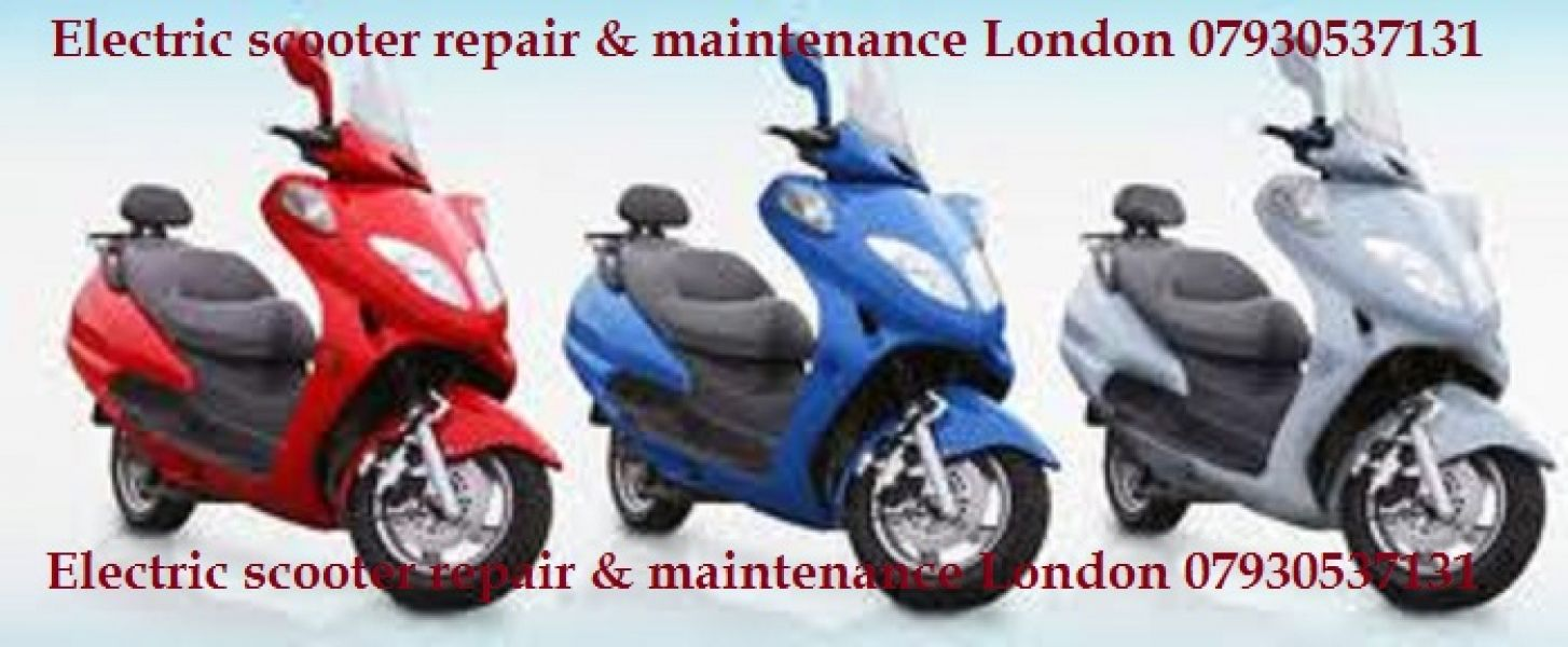 Electric mopeds, scooters, bikes, bicycles. Bespoke,  customized, tailor-made. London 07930537131