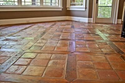 Old Brick Floor Brick Tiles Brick Flooring Old