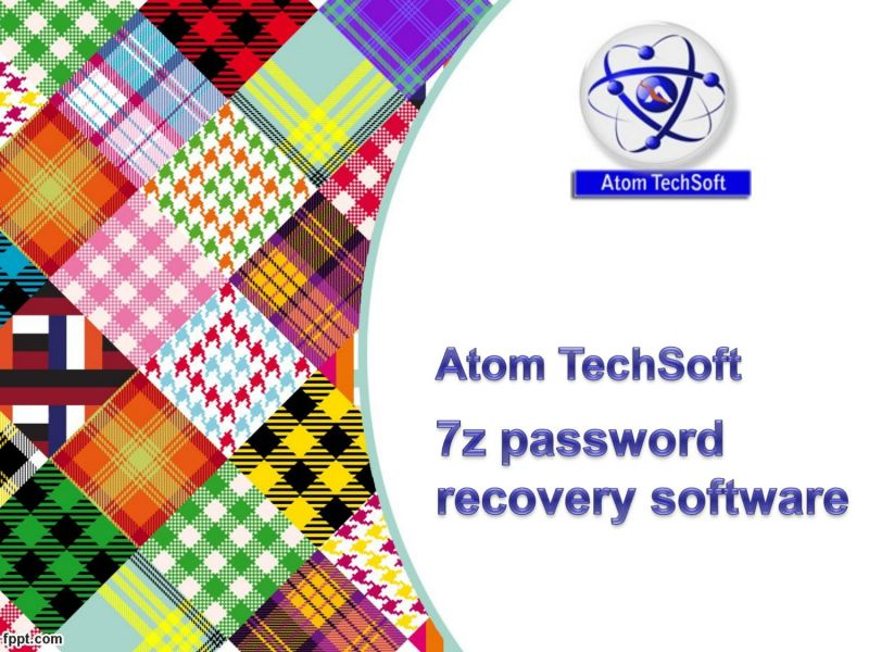 7z Password Recovery Tool