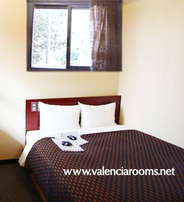Excellent holiday accommodation - ValenciaRooms.net. Just 30€