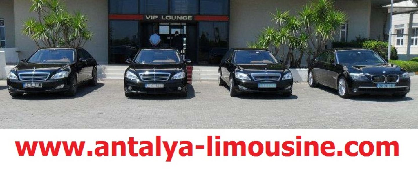 Antalya Limousine Rates Cheap Prices