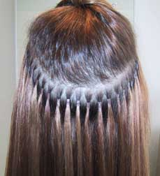 hair weft extensions in uk