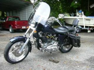 1979 Harley-davidson Sportster in USA, Custom For sale Stock No.