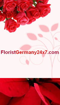 Floral fragrances all the way in Germany In www.floristgermany24x7.com