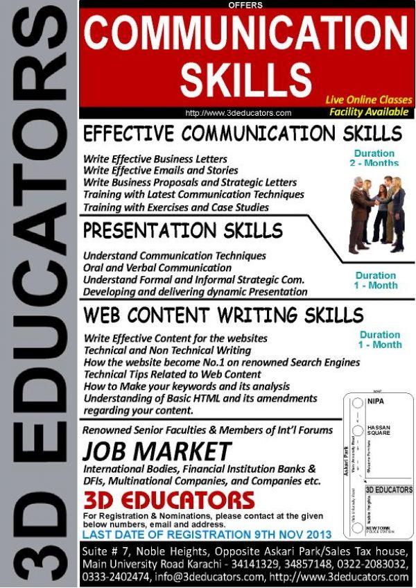 effective business communication skills pdf