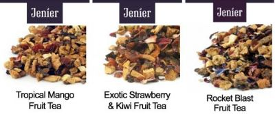 Herbal Tea - Fruit Tea & Accessories