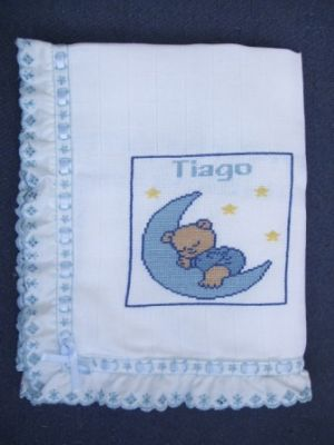 Cross stitch for babies
