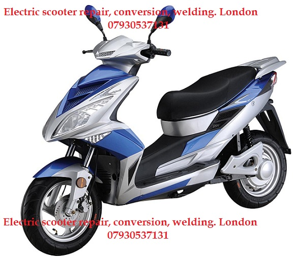 Electric bikes, electric transport repair, service, welding. East, North, Central London