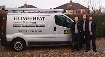 Need Experienced Gas Engineers in Warrington? Call Home Heat Solutions Now!