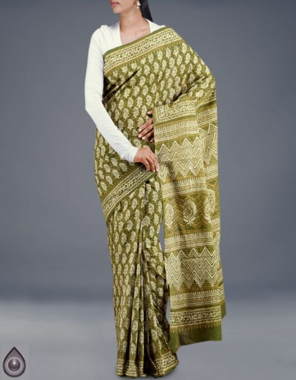 Online shopping for celebrity pure rajathani cotton sarees collection by unnatisilks