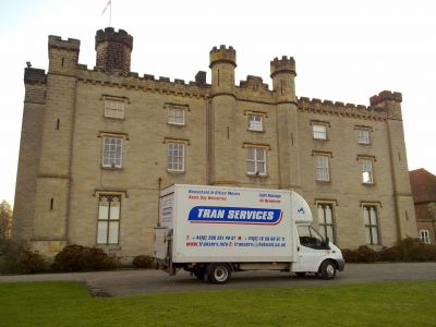 Removals-Affordable Rates And Excellent Service-Man and Van