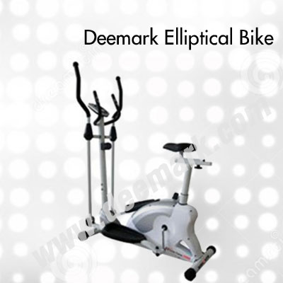Deemark Elliptical Bike Cross Trainer Online