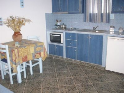 Greece Cyclades island of Milos rent rooms studio apartment