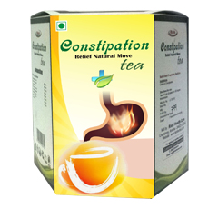 Natural relief tea is especially made for stomach disorders and constipation. The natural ingredient