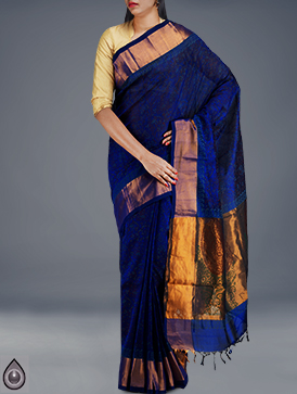 Online shopping for mysore handloom silk cotton sarees by unnatisilks