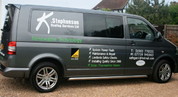 Call K Stephenson Heating Services for All Types of Domestic Plumbing in Littlehampton UK