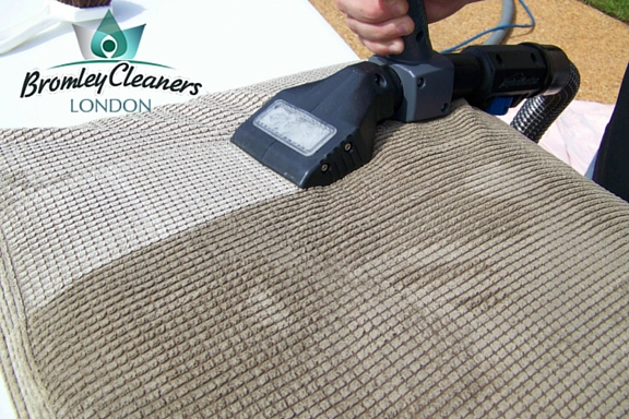 Upholstery cleaning Bromley
