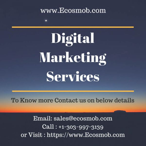 Revolutionized Digital Marketing Services for Business Promotion