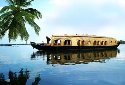 Kerala Backwaters - a scintillating journey