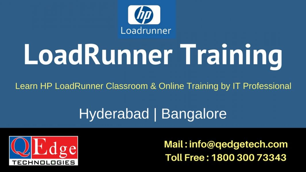 LoadRunner Training in Hyderabad