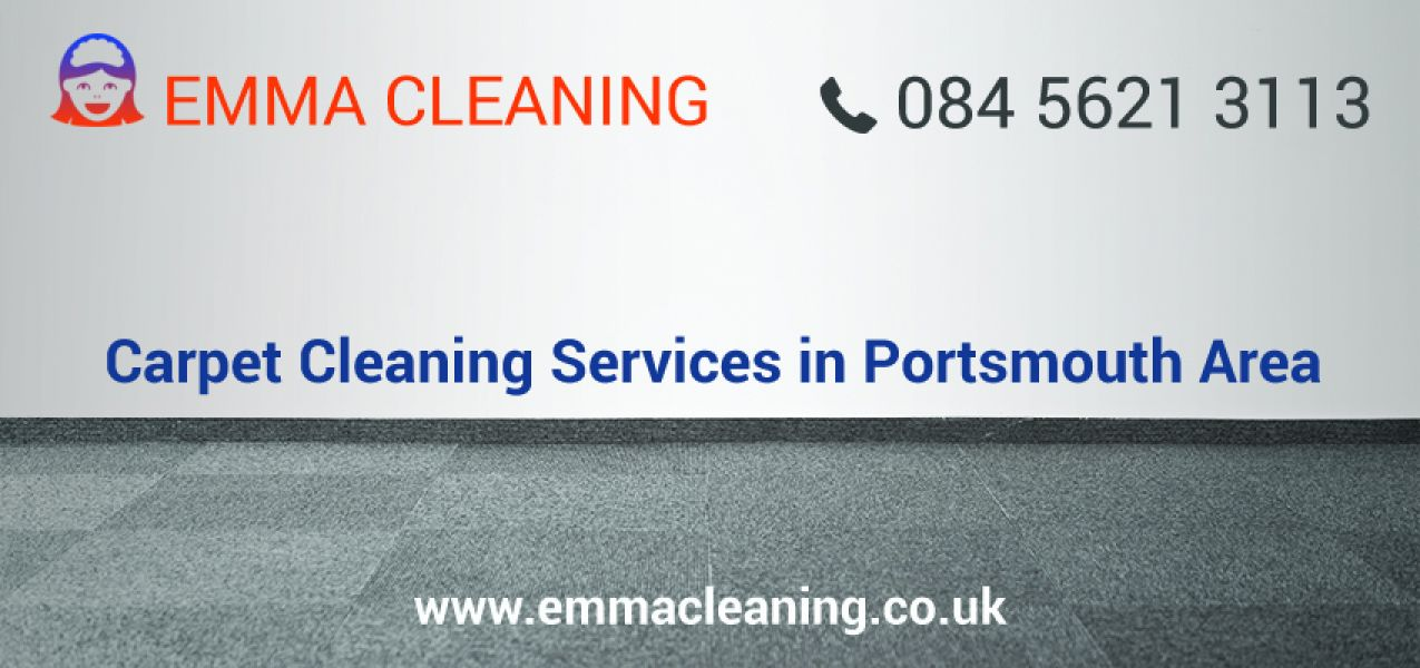 Efficient Carpet Cleaning Services in Portsmouth