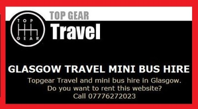 Top Gear Travel: Glasgow Travel Mini Bus Hire