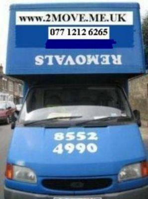Man and a Van, House and furniture Removals 077 1212 6265