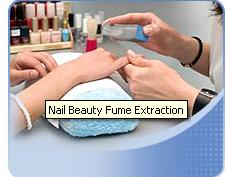 Nail Salon Fumes - Fume Extraction Systems, Fume extraction