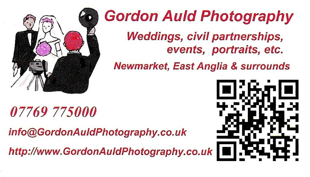 Wedding photographer - East Anglia, UK