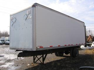Used 1995 Durabody 26 Ft Heavy Duty Truck For Sale