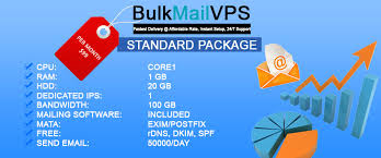 Bulk Email servers help you send large amounts of email to your email subscription list with inbox d