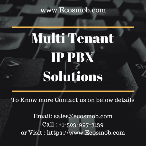 Customised Hosted IP Pbx Solution for Different Industry Verticles