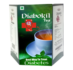 Diabokil tea is a perfect blend of natural nutrients that helps in controlling diabetes by controlli