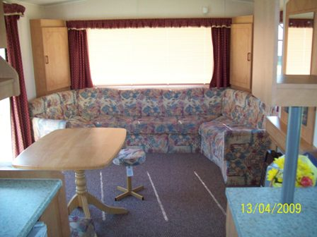 Privately Owned Caravan - Offering Good Value Accommodation. Pets* are welcome too...