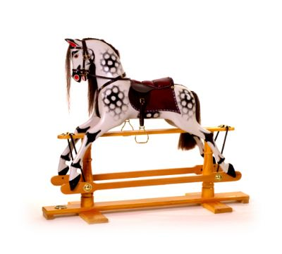**New** Rocking Horse Plans::FREE P&P worldwide::