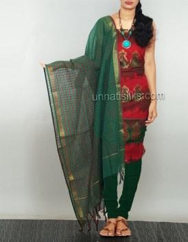 Online Shopping For Pure Handloom Kanchi Cotton Salwar